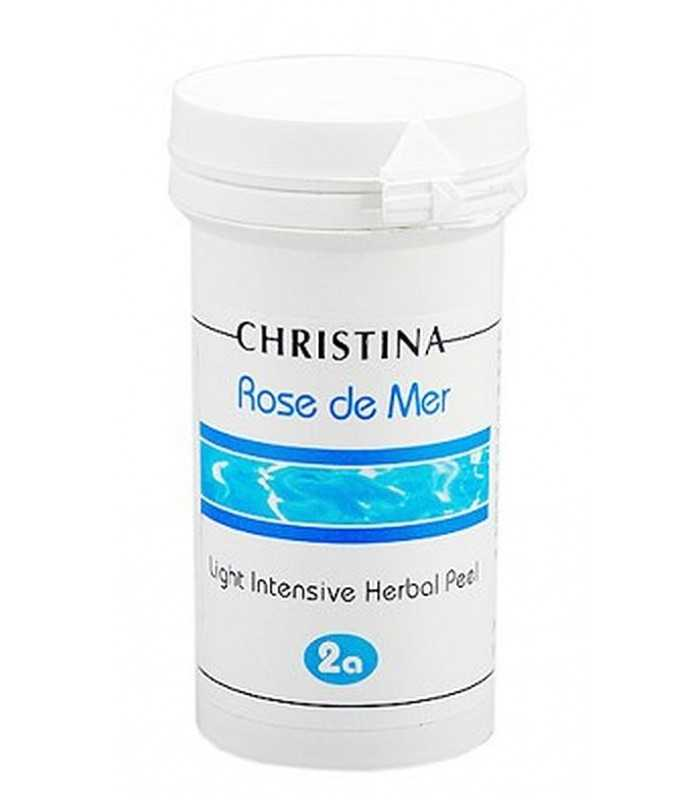Light Intensive Herbal Peel - Step2a - Rose de Mer - Christina - 100 ml